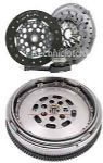 LUK DUAL MASS FLYWHEEL DMF CLUTCH KIT CSC RENAULT VEL SATIS 2.2 DCI